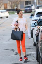 Sara Sampaio at Dogpound Gym in West Hollywood 04/12/2021