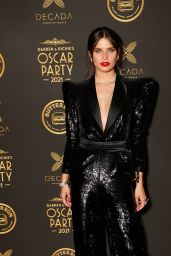 Sara Sampaio – Darren Dzienciol & Richie Akiva's Oscar Party in Bel Air 04/25/2021