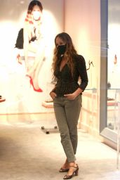 "Sarah Jessica Parker at the ""SJP By Sarah Jessica Parker"" Store in NYC  04/24/2021"