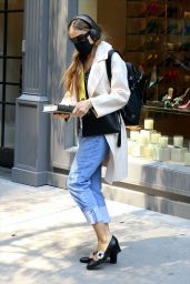 Sarah Jessica Parker - Out in New York 04/20/2021