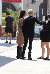 Scheana Shay Running Errands in Los Angeles 04/17/2021