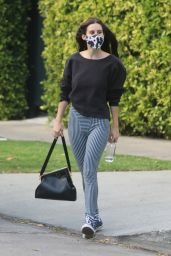 Scout Willis in Tights - West Hollywood 04/26/2021