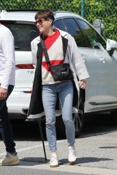 Selma Blair - Out in Beverly Hills 04/27/2021