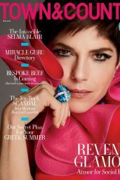Selma Blair - Town & Country May 2021 Issue