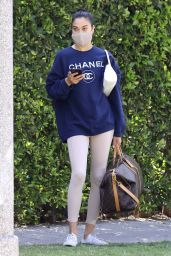Shanina Shaik - Out in West Hollywood 04/10/2021
