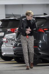 Sharon Stone - Out in Los Angeles 04/23/2021