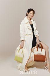 Shin Min Ah - Photographed for Allure Magazine Korea May 2021