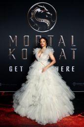 """Sisi Stringer - """"Mortal Kombat"""" Premiere in Sydney"""