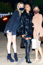 Skai Jackson - Celebrates Her 19th Birthday at Nobu Restaurant in Malibu 04/08/2021