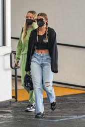 Sofia Richie - Running Errands in Beverly Hills 04/06/2021