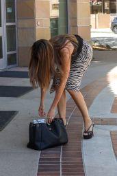Sofia Vergara - Arrives at AGT in Los Angeles 04/18/2021