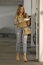 Sofia Vergara - Heads to a Business Meeting in Beverly Hills 04/20/2021
