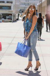 Sofia Vergara in Jeans - Los Angeles 04/19/2021