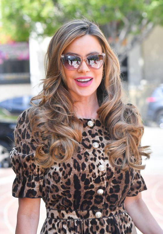 Sofia Vergara - Out in Los Angeles 03/30/2021