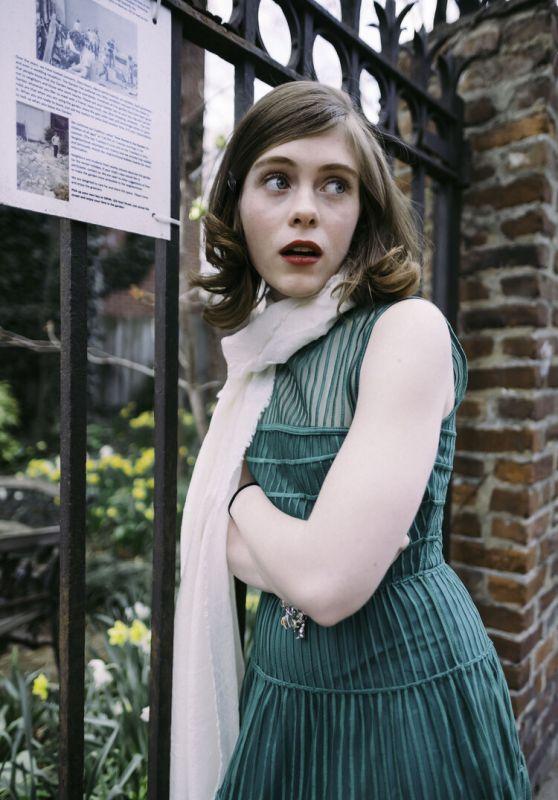 Sophia Lillis - Photoshoot for The Bare Magazine April 2021