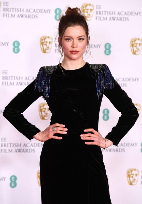Sophie Cookson – 2021 BAFTA Film Awards