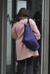 Sophie Ellis-Bextor at the Filming Studios on MediacityUK in Manchester 04/08/2021