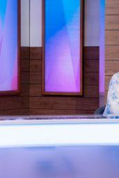 Stacey Solomon - Loose Women TV Show in London 04/23/2021