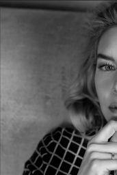Vanessa Kirby - 2021 BAFTA Awards Photoshoot