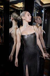 Vanessa Kirby – 2021 BAFTA Awards Photoshoot (more photos)