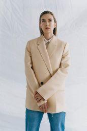 Vanessa Kirby - Net-a-Porter April 2021