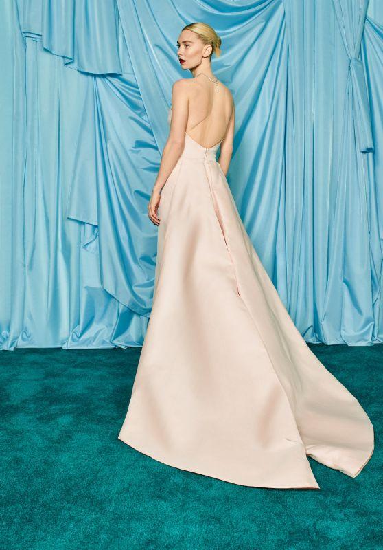 Vanessa Kirby - Vanity Fair Portrait for the 93rd Academy Awards (2021)