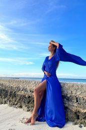 Victoria Bonya – Live Stream Video and Photos 04/24/2021