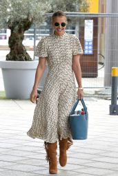 Vogue Williams - Out in Leeds 04/21/2021