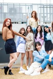 "WJSN - New Mini Album ""Unnatural"" Promotional Photoshoot by Osen: Star Road April 2021"