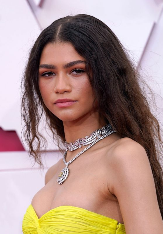 Zendaya - 2021 Academy Awards