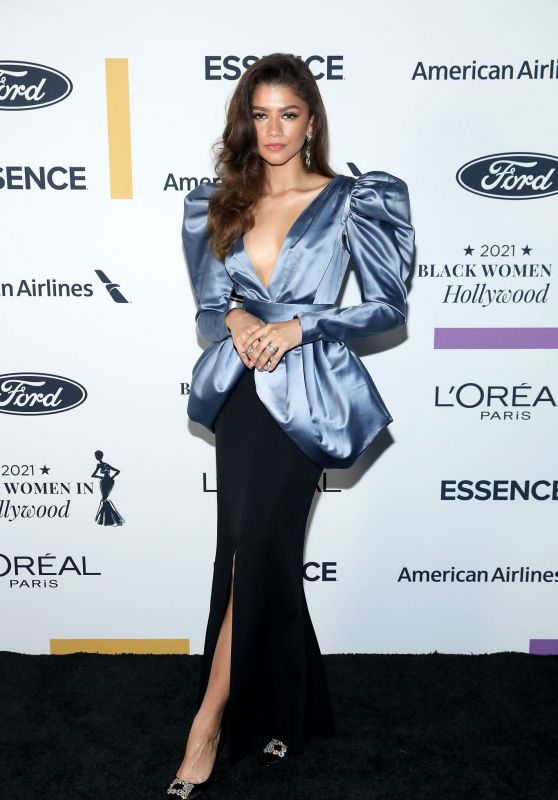 Zendaya - ESSENCE Black Women in Hollywood Awards in LA 04/22/2021