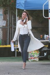 Zita Vass at the Pink Hotel in North Hollywood 04/12/2021