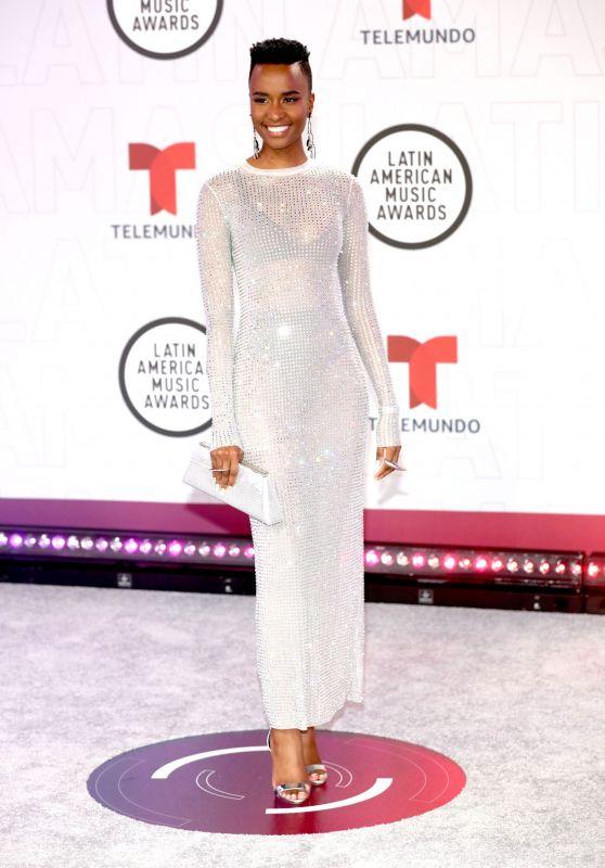 Zozibini Tunzi – 2021 Latin American Music Awards