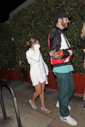 Addison Rae and FaZe Banks - Giorgio Baldi in Santa Monica 05/29/2021