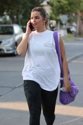 Addison Rae - Leaving Pilates Class in West Hollywood 05/28/2021