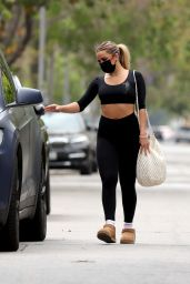 Addison Rae - Out in West Hollywood 05/09/2021