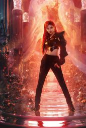 "Aespa - New Digital Single ""Next Level"" Teaser Photos 2021"