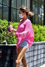 Alessandra Ambrosio - Out in Los Angeles 05/27/2021