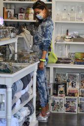Alessandra Ambrosio - Shopping in Santa Monica 05/19/2021