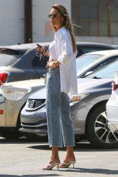 Alessandra Ambrosio Street Style - West Hollywood 05/18/2021