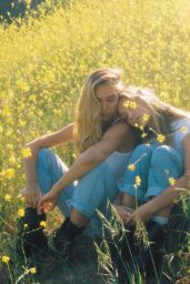 Alexis Ren and Maddie Ziegler - Photoshoot April 2021