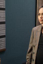 "Alyssa Diaz - ""The Rookie"" Season 3 Photos (2021)"