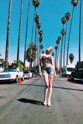 Amber Heard - Gully on Set Promo Shoot 2021