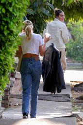 Amelia Hamlin and Delilah Hamlin - Los Angeles 05/10/2021