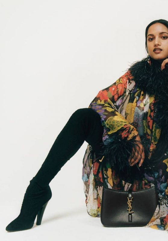 Amita Suman - Photographed for The Times LUXX May 2021