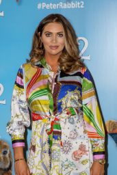 """Amy Childs – """"Peter Rabbit 2: The Runaway"""" Screening in London"""
