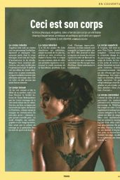 Angelina Jolie - Premiere Magazine June 2021 Issue