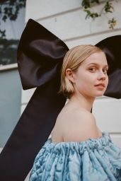 Angourie Rice - ODDA Magazine Spring/Summer 2021