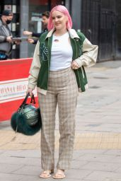 Anne Marie - Out in London 05/20/2021