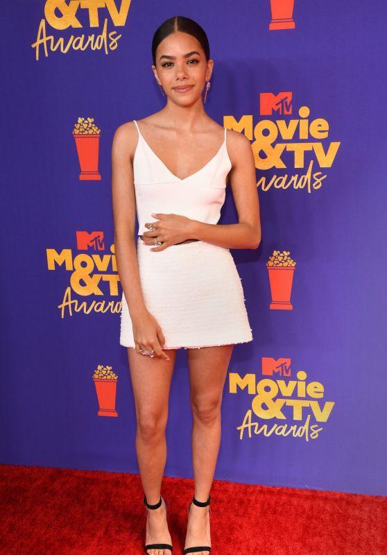 Antonia Gentry – 2021 MTV Movie & TV Awards
